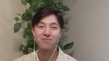 俞舜在线护兄弟,霸气不过三秒 我们恋爱吧直播 20211021