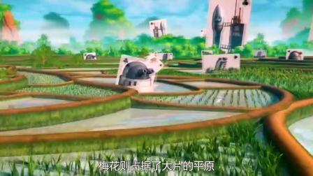 """耗时三年打造史上最牛""""国漫""""被一众网友称为""""国漫""""之光"""