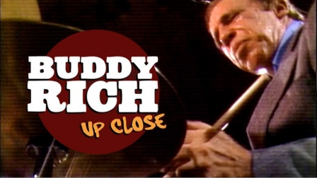 ★ME威律动★Buddy Rich - Up Close - Dancing Men 1982 (Drums Only Mixes)