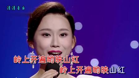杨西音子-《映山红》,新人新唱,民歌经典!