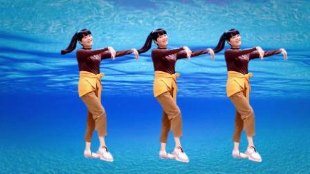 网红舞《想你想到睡不着》舞步新颖 幽默有趣