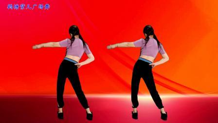 动感瘦腰《健身操》每天坚持30分钟,肚子手臂都细了,背面演示