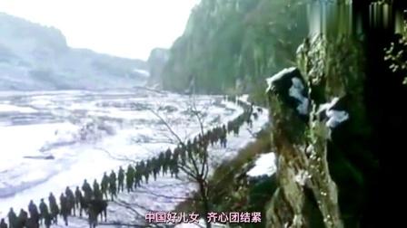 朝鲜牡丹峰乐团双语演唱《中国人民志愿军战歌》《日月同光》。