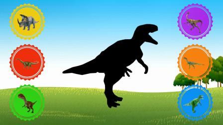 认识泰坦巨龙,福井盗龙,理理恩龙等恐龙