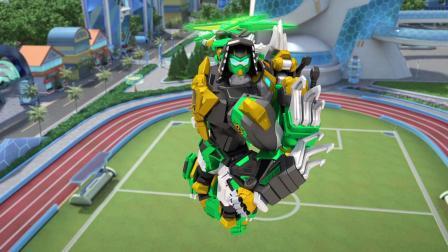 《钶龙战记2》:守护核晶,大战苍蝇王!