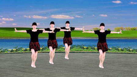 广场舞《女人没有错》简单的步伐,美美的舞起来