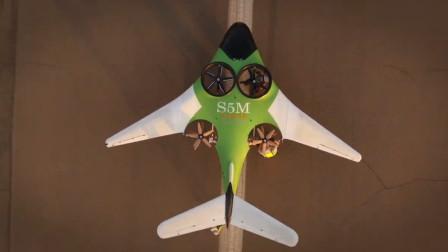 能替代快递小哥的飞机,可垂直起降送快递,续航217公里