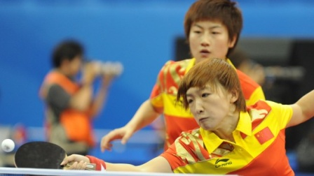 2010广州亚运会乒乓球女双半决赛——丁宁/刘诗雯VS福原爱/石川佳纯