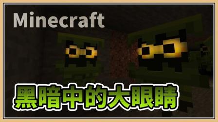 鬼鬼【我的世界】黑暗中的大眼睛【Glare】落选生物#2