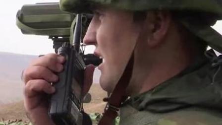 """应对""""伊斯兰国""""恐怖威胁 俄罗斯与塔吉克斯坦举行联合军演#军演 #阿富汗局势 #俄罗斯"""