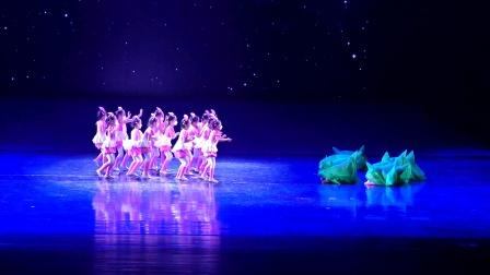 舞蹈:小口罩,河南省第十四届群星奖音乐舞蹈大赛