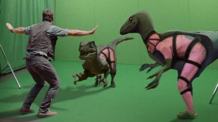 删除了好莱坞的视觉特效后,电影真实的样子!