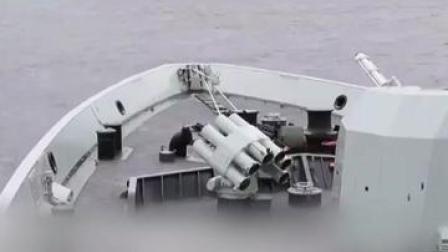 做贼心虚?中俄首次海上联合巡航期间 日本战机竟一路伴飞!#中俄 #中俄两军组织第二次联合空中战略巡航 #津轻海峡 #中俄军演 #情报
