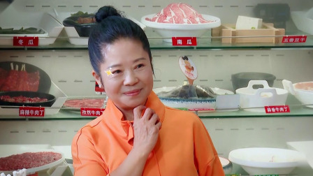 杨迪与妈妈高能互动,看到母亲老年妆泪目 打卡吧!吃货团 20211023