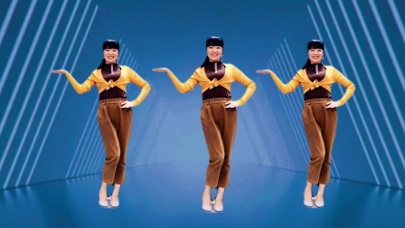 原创广场舞《爱过了头心伤透》时尚动感 附分解