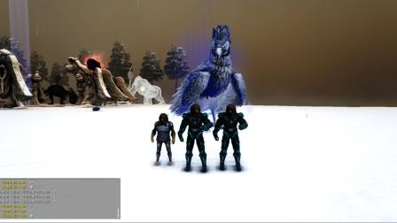 方舟生存进化:神秘金字塔总决战(六)谁才是最强的部落 大结局