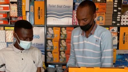 我在非洲开工艺品店,采购电料,十分昂贵