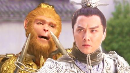 传说杨戬有七十三变,稳压孙悟空和袁洪!为何会有这样的传闻?