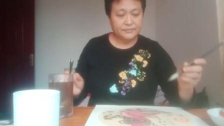 中中国水墨画学习