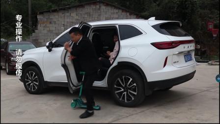 车上一些小功能很多人都不会用,用好了可以减少很多事故
