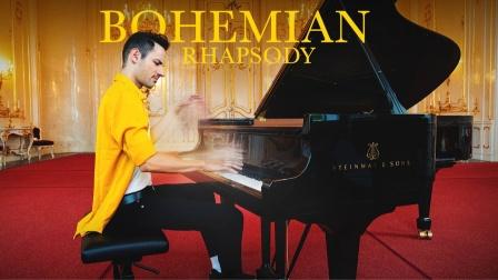 Peter Bence钢琴弹奏《波西米亚狂想曲》