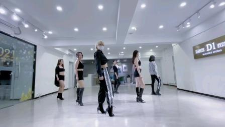 青岛爵士舞《hush》帝一舞蹈结课展示 青岛零基础年会舞蹈编排青岛学跳舞市南帝一舞蹈