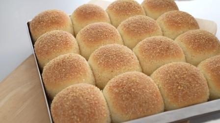 菲律宾当地经典的早餐面包,学起来吧