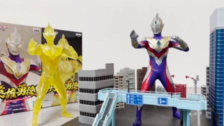 日本小哥介紹[絕對推薦!]英雄勇像繫列之超人力霸王託尼賈・全兩種