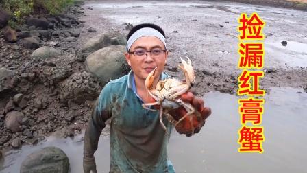 废弃养殖场洞里有异样,渔夫撬开一看,掏出大货乐坏了!