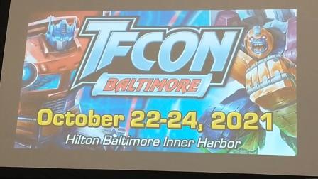 TFCon现场发布会(派克现场拍摄) Baltimore 2