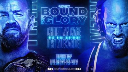 TNA iMPACT Wrestling 2021.10.24 Bound For Glory 荣耀之路 全场1080P
