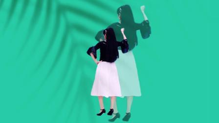 精选广场舞《走过咖啡屋》背面版 喜欢的一起跳
