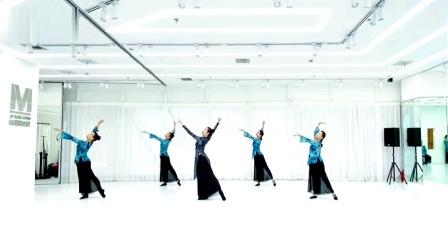 古典舞身韵《画心》贾晓宇原创编舞。