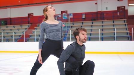LIKE-ICE 仿真冰场 双人冰上舞蹈 冰雪运动