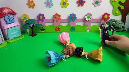 玩具故事:小公主们,金蛋里有帅气的王子哦!