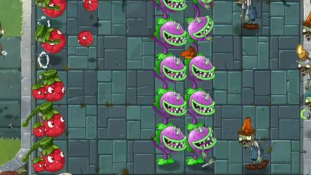 植物大战僵尸2shuttle版:高难度蒸汽02,排山倒海玩法!