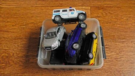 几种不同的赛车模型