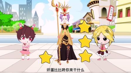 斗罗剧场:小舞和千仞雪你喜欢谁呢?