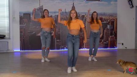 Fess Ka Fe Bang有氧健身舞蹈 健身训练教学课
