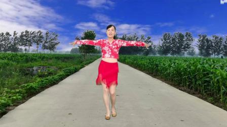广场舞《相思如火》恰恰版,歌美舞美