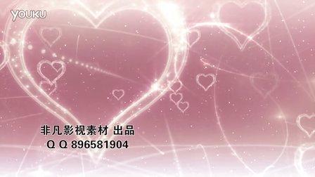 爱心红心婚庆LED动态柔和背景素材,红心婚庆LED宽屏背景视频素材