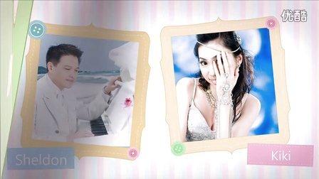 爱情鸟 婚礼成长爱情MV 成长历程片 交往历程 高清婚礼视频制作
