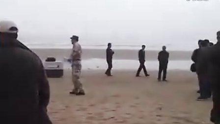 浙江舟山罗威纳犬比赛现场