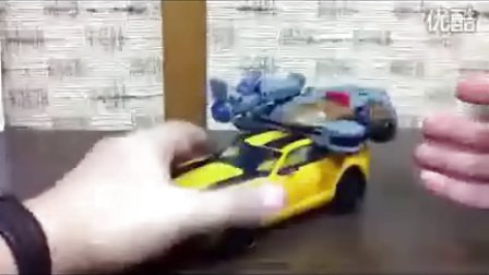 L级 大黄蜂 盒装 正版孩之宝变形金刚 领袖级 2011电影3