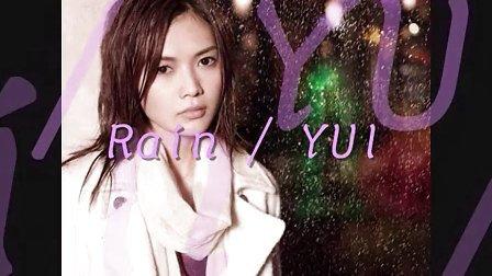 YUI cover Rain piano yoko4109