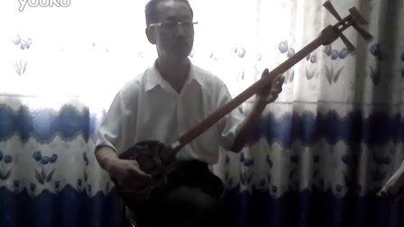 司老师带你弹奏河南板头曲《苏武思乡》
