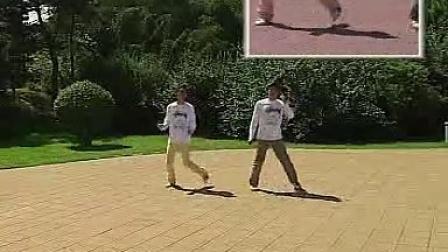 广场舞系列教程07-(三十二步)最后一次