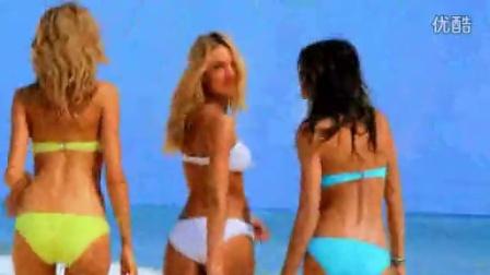 维多利亚的秘密2012年Beach Bums广告