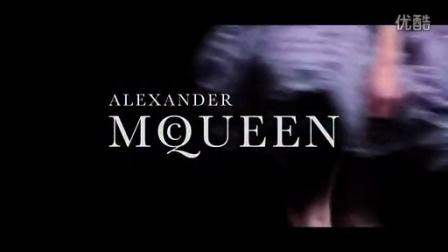 Alexander McQueen 2012秋冬时装秀花絮
