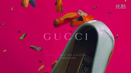 Gucci 古驰经典马衔扣乐福鞋60周年大片